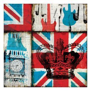 British Rock I by Mo Mullan