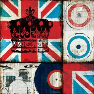 British Rock II by Mo Mullan