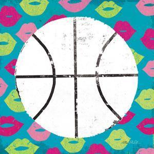 Girls Sports II by Mo Mullan