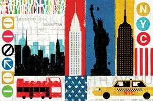 New York City Experience by Mo Mullan