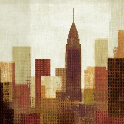 Summer in the City III by Mo Mullan