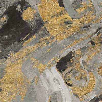 Moab Gold and Black-Albena Hristova-Art Print
