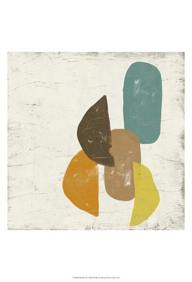 Mobile VI-June Erica Vess-Art Print