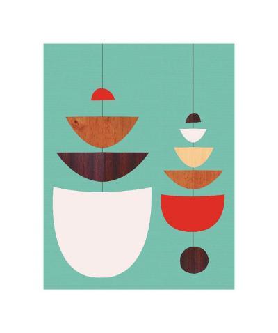 Mobiles-Jenn Ski-Giclee Print