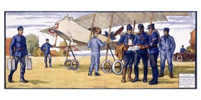 Mobilisation, 1914-Courvoisier-Giclee Print