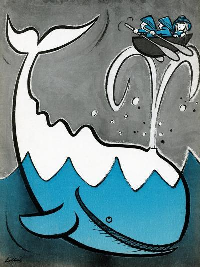 Moby Dick - Child Life-Keller-Giclee Print
