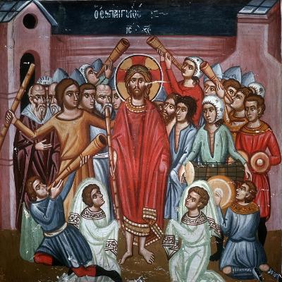 Mocking of Christ, 1494-Philippos Goul-Giclee Print