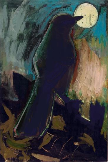Mockingbird, 2016-David McConochie-Giclee Print