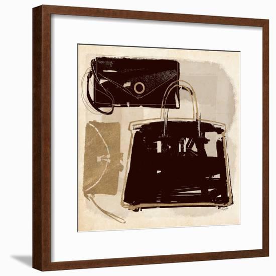 Mod Bags-Katie York-Framed Premium Giclee Print