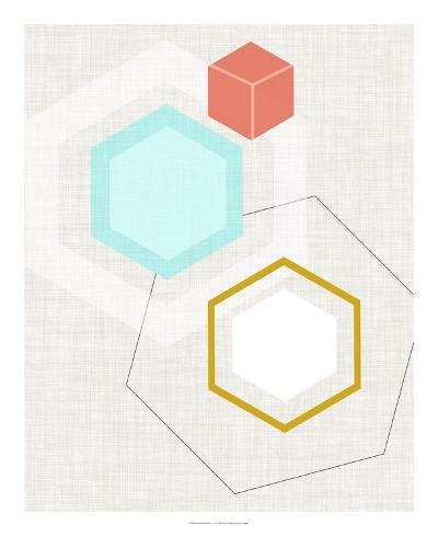 Mod Geometry I-Jarman Fagalde-Art Print