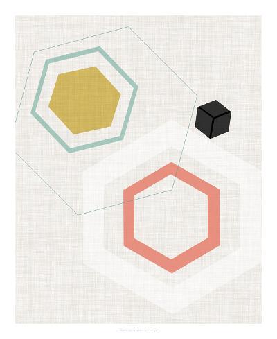 Mod Geometry II-Jarman Fagalde-Art Print