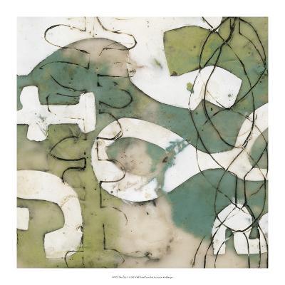 Mod Mix II-Jennifer Goldberger-Premium Giclee Print