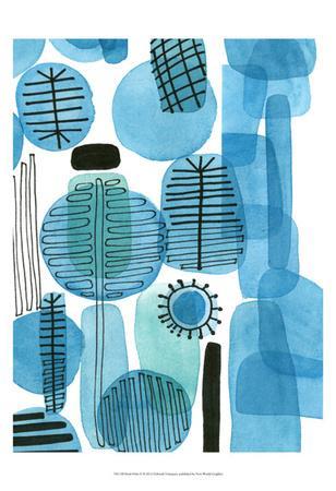 Mod Orbit II-Deborah Velasquez-Art Print