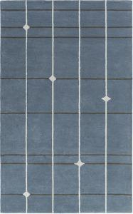 Mod Pop Navy Area Rug by Bobby Berk - 2' x 3'