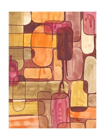 Mod Sunset II-Regina Moore-Art Print