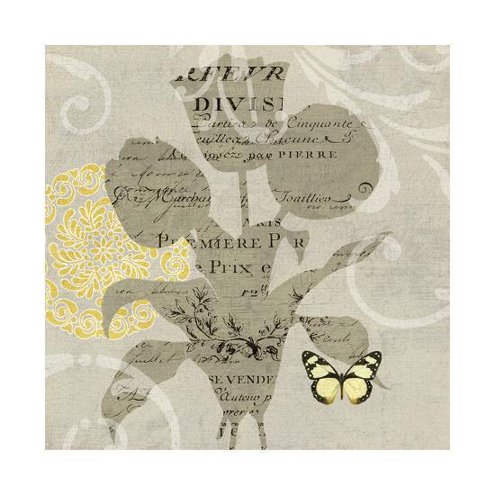Mod Yellow 7-Suzanne Nicoll-Giclee Print