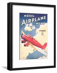 Model Airplane News Magazine Cover