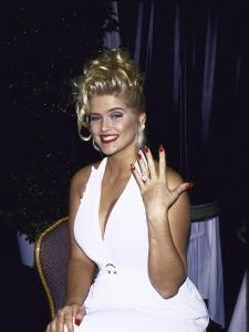 Model Anna Nicole Smith