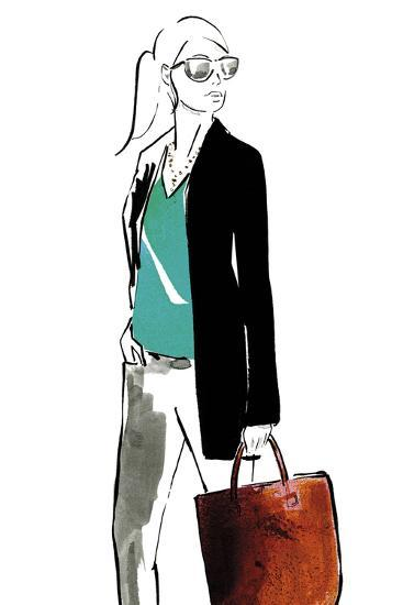 Model Citizen - Milan-Johanna Fernihough-Giclee Print