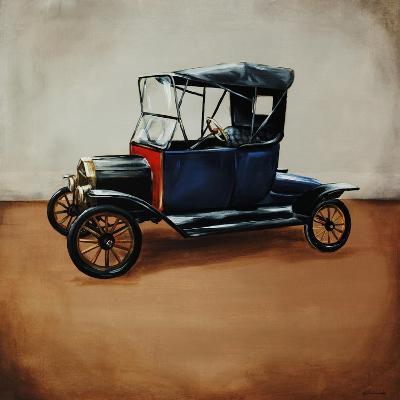 Model T II-Sydney Edmunds-Giclee Print