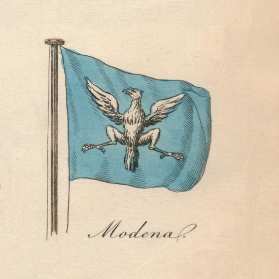 'Modena', 1838-Unknown-Giclee Print