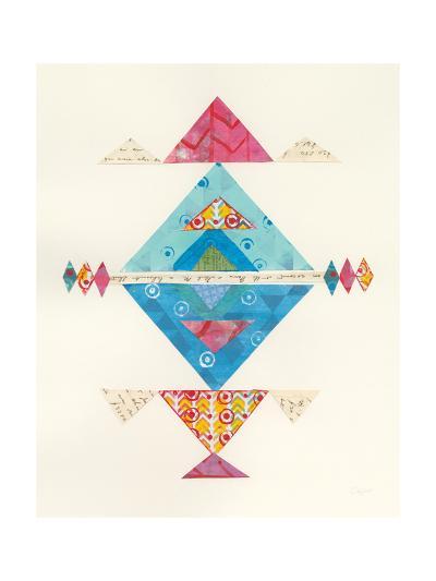 Modern Abstract Design II-Courtney Prahl-Art Print