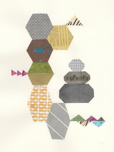 Modern Abstract Design IV-Courtney Prahl-Art Print