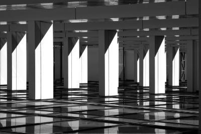 Modern Abstract in Architecture-Protasov AN-Photographic Print