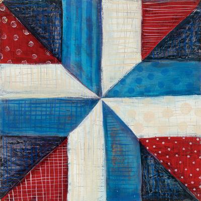 Modern Americana I-Melissa Averinos-Art Print
