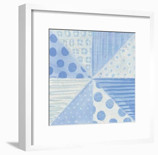 Modern Americana VIII-Melissa Averinos-Framed Art Print