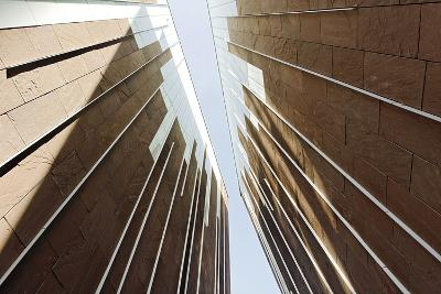 Modern Architecture, Office Buildings, †berseequartier, †berseeboulevard, Hafencity-Axel Schmies-Photographic Print
