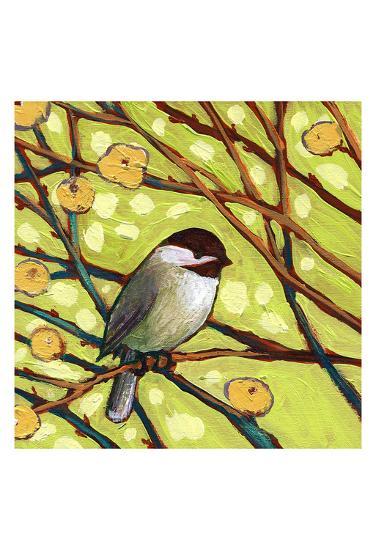 Modern Bird I-Jennifer Lommers-Art Print