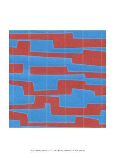 Modern Circuit VIII-Charles McMullen-Art Print
