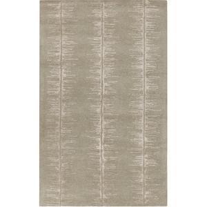 Modern Classics Area Rug - Olive/Light Gray 8' x 11'