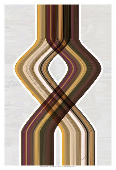 Modern Dance IV-James Burghardt-Art Print