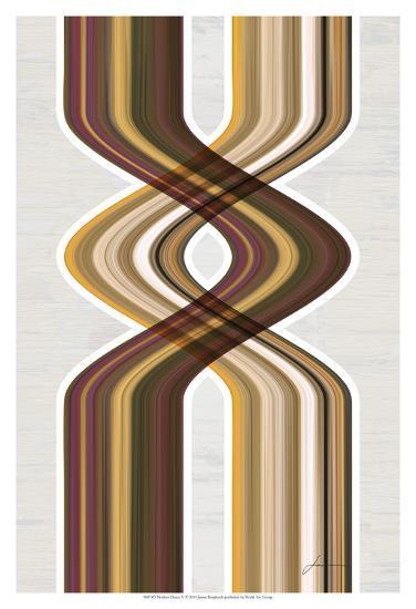 Modern Dance V-James Burghardt-Art Print