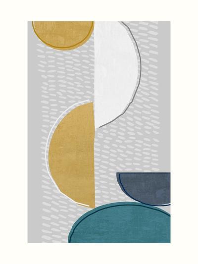 Modern Ellipse 1-Evangeline Taylor-Art Print