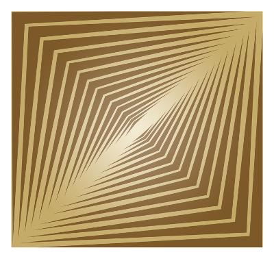 Modern Geometrics C-GI ArtLab-Premium Giclee Print