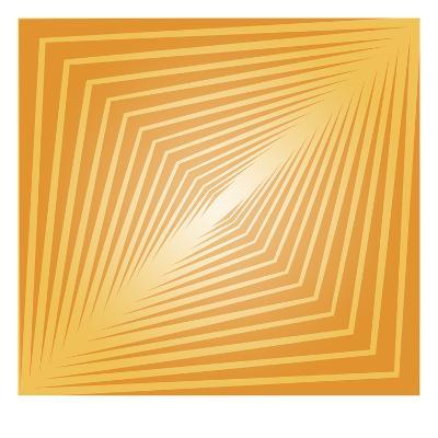 Modern Geometrics D-GI ArtLab-Premium Giclee Print
