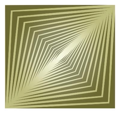 Modern Geometrics E-GI ArtLab-Premium Giclee Print