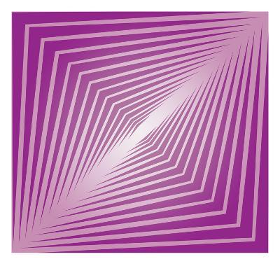 Modern Geometrics F-GI ArtLab-Premium Giclee Print