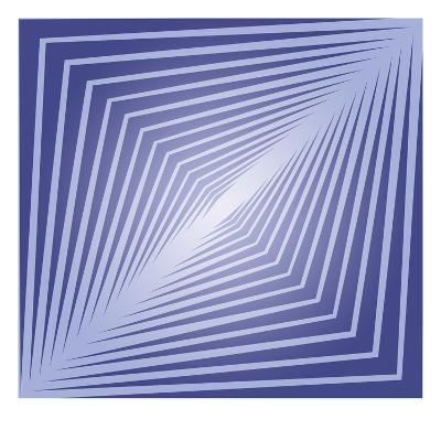 Modern Geometrics J-GI ArtLab-Premium Giclee Print