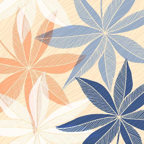 Modern Hawaiian Print Ii-Modern Tropical-Art Print