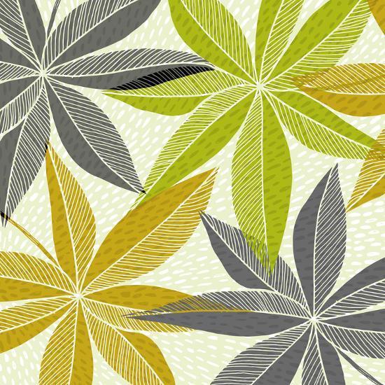 Modern Hawaiian-Modern Tropical-Art Print