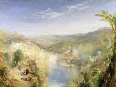 Modern Italy - the Pifferari, 1838-J^ M^ W^ Turner-Giclee Print