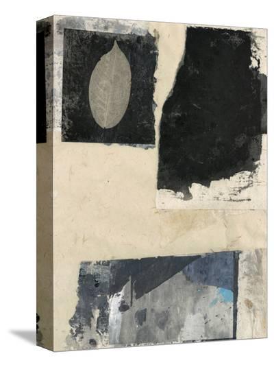 Modern Leaf I-Elena Ray-Stretched Canvas Print