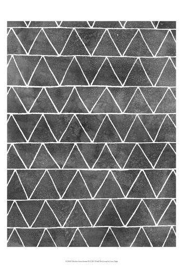 Modern Monochrome II-Grace Popp-Art Print