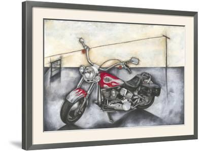 Modern Muscle-Jennifer Goldberger-Framed Art Print
