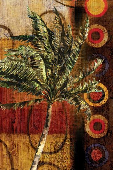 Modern Palm I-Paul Brent-Art Print