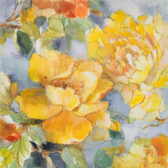 Modern Peonies II-Lanie Loreth-Art Print